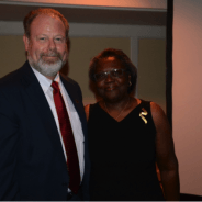 Board President – Sheila Huff Named Peabody Educator of the Year